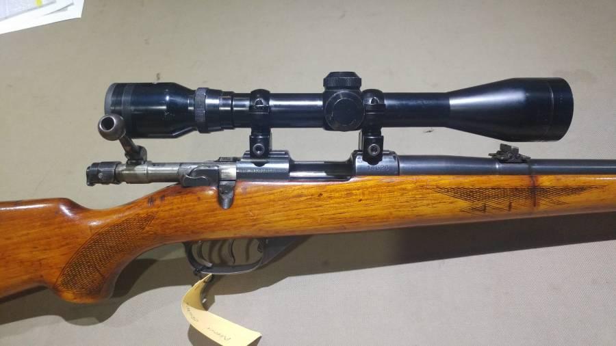 BRNO  22 hornet, BRNO  22 hornet, with tasco 4X40 scope x2