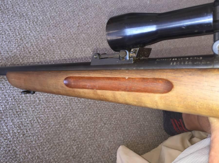 Oberndorf Mauser pre-WWII,  22 LR Mauser, collectors piece