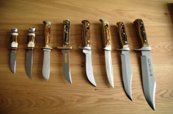 puma knives collection