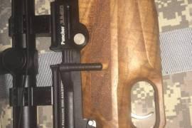 Kral Jumbo 5 5mm , Kral Puncher Jumbo 5 5mm The rifle is