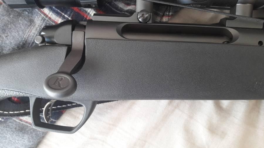 Remington 783 30-6 calibre, Very good condition, synthetic stock