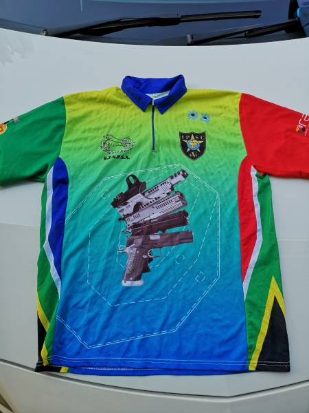 Look Up Number >> IPSC Shirt for Sale Large , IPSC Shirt for Sale in excellent condition