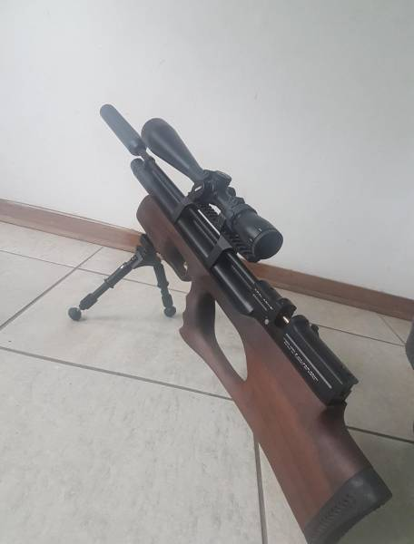Kral, I have a kral breaker 6 35mm with scope and doux
