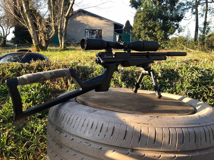 Benjamin Marauder Pistol (Carbine) 5 5mm PCP, I am selling